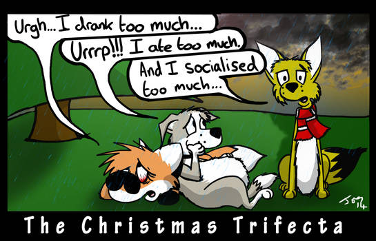 The Christmas Trifecta