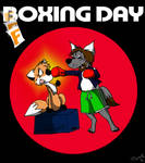 Foxing Day by Whatupwidat