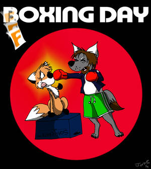 Foxing Day