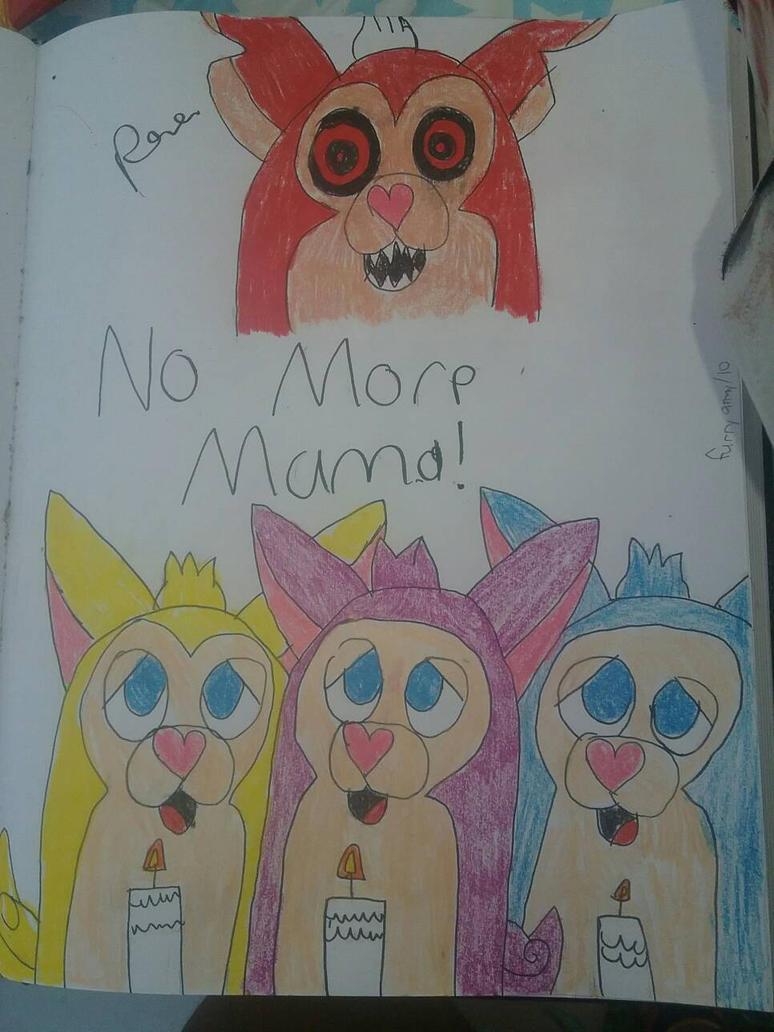 No More Mama by peridot-the-gem-8