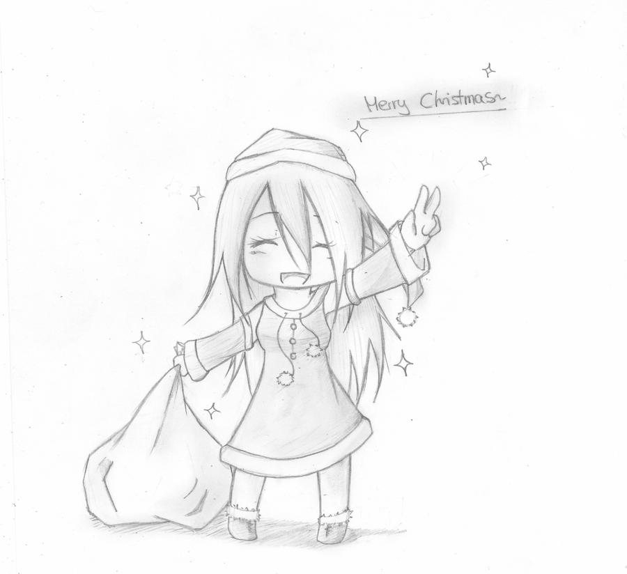 Merry Christmas~!! ^.^ by Kendira