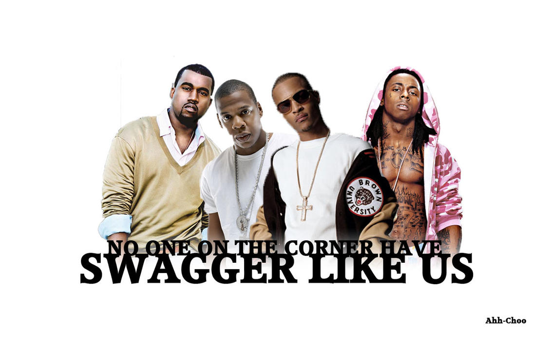 Swagger like us - Coursework Example