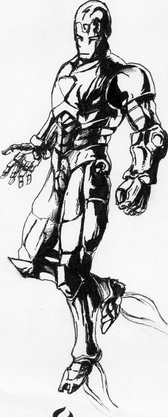 Black Man Ironing Iron Man Black n 39 White by