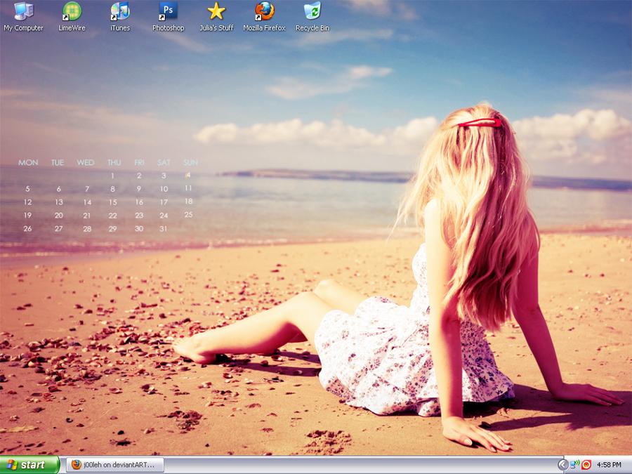 j00's desktop. by j00leh
