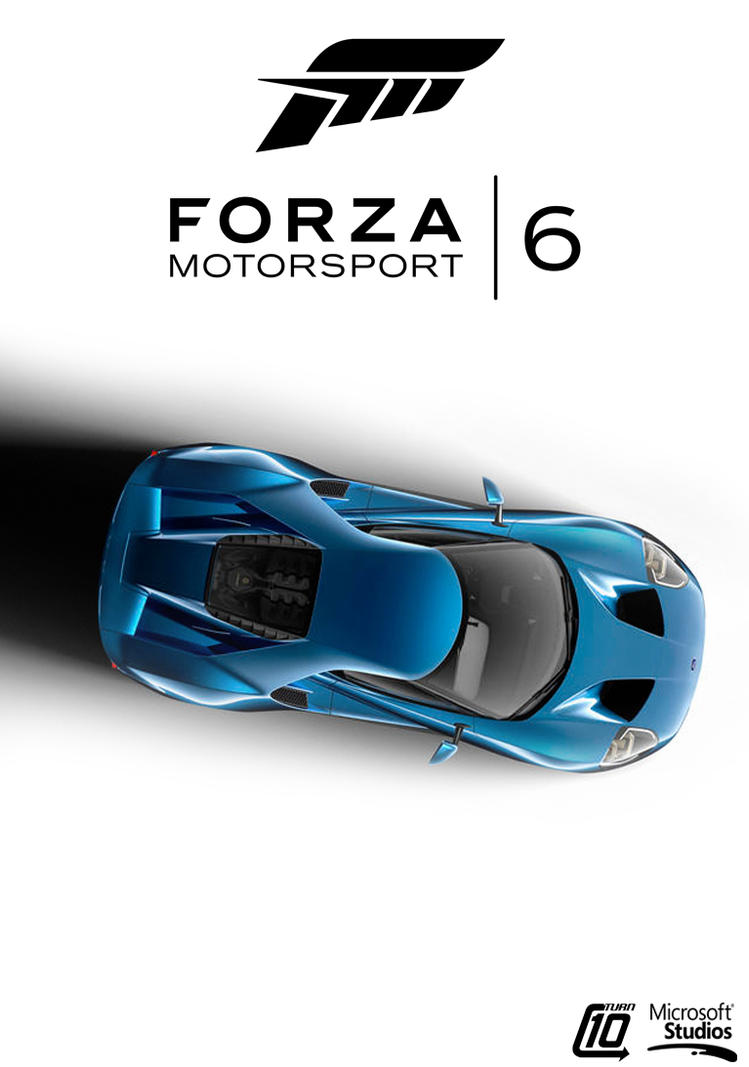 Forza 6 Cover By LoffeDesigns