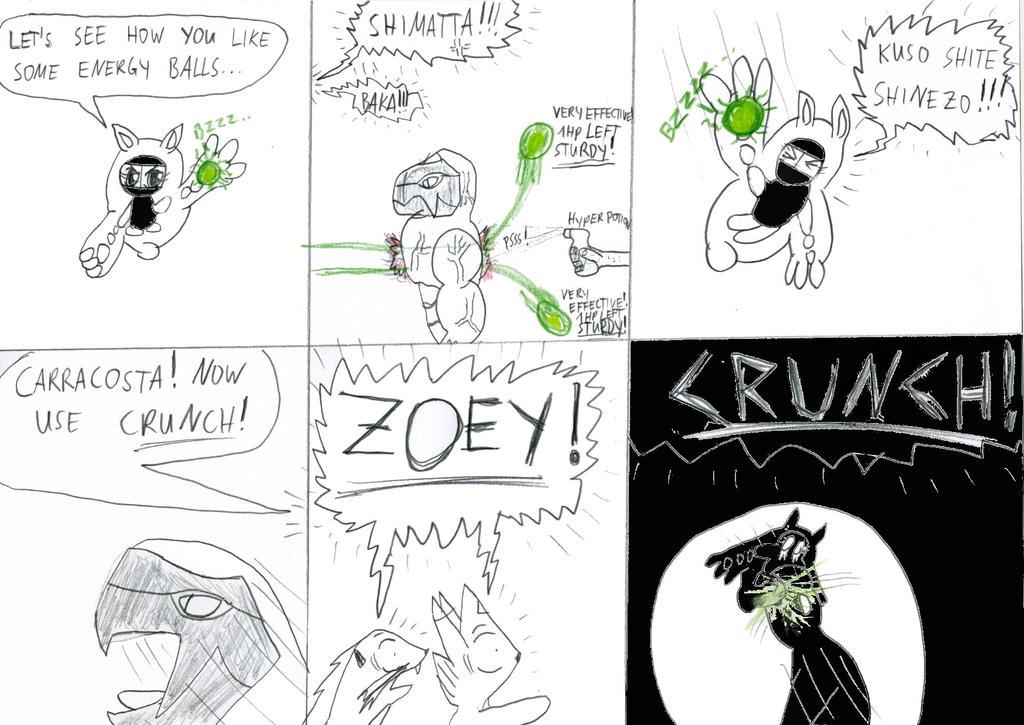 Gremlin's Nuzlocke Challenge Part 122 by GamesGremlin