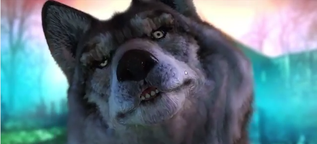 Derpy Wolf Screenshot by horseluv1223