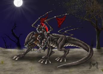 Voyant Plague Rider by Heart0fInk