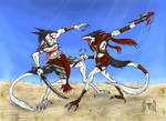 Sergal Warrior's