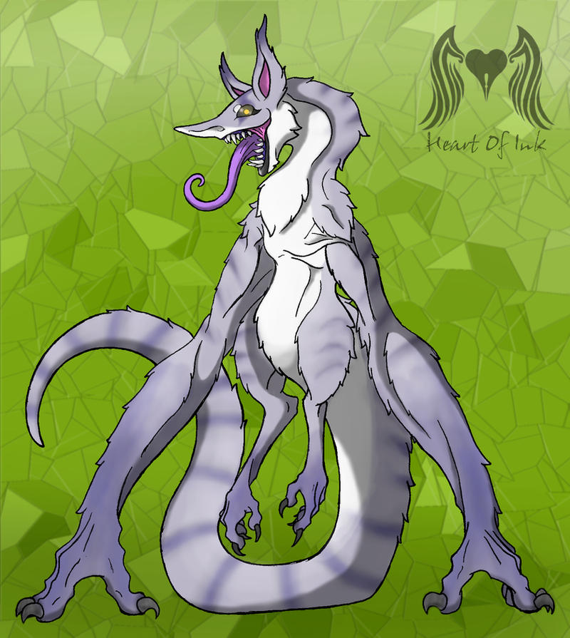 Shimblephax (Open species) by Heart0fInk