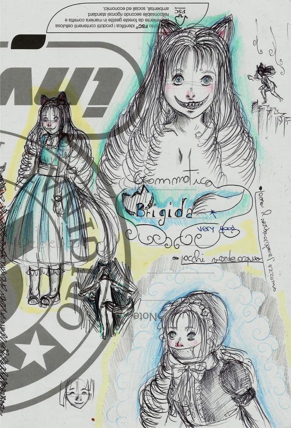 brigida by X3carlyX3