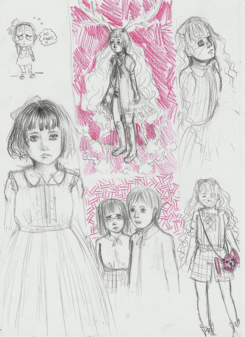 sketch..e by X3carlyX3