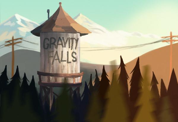 gravity falls 3 by X3carlyX3