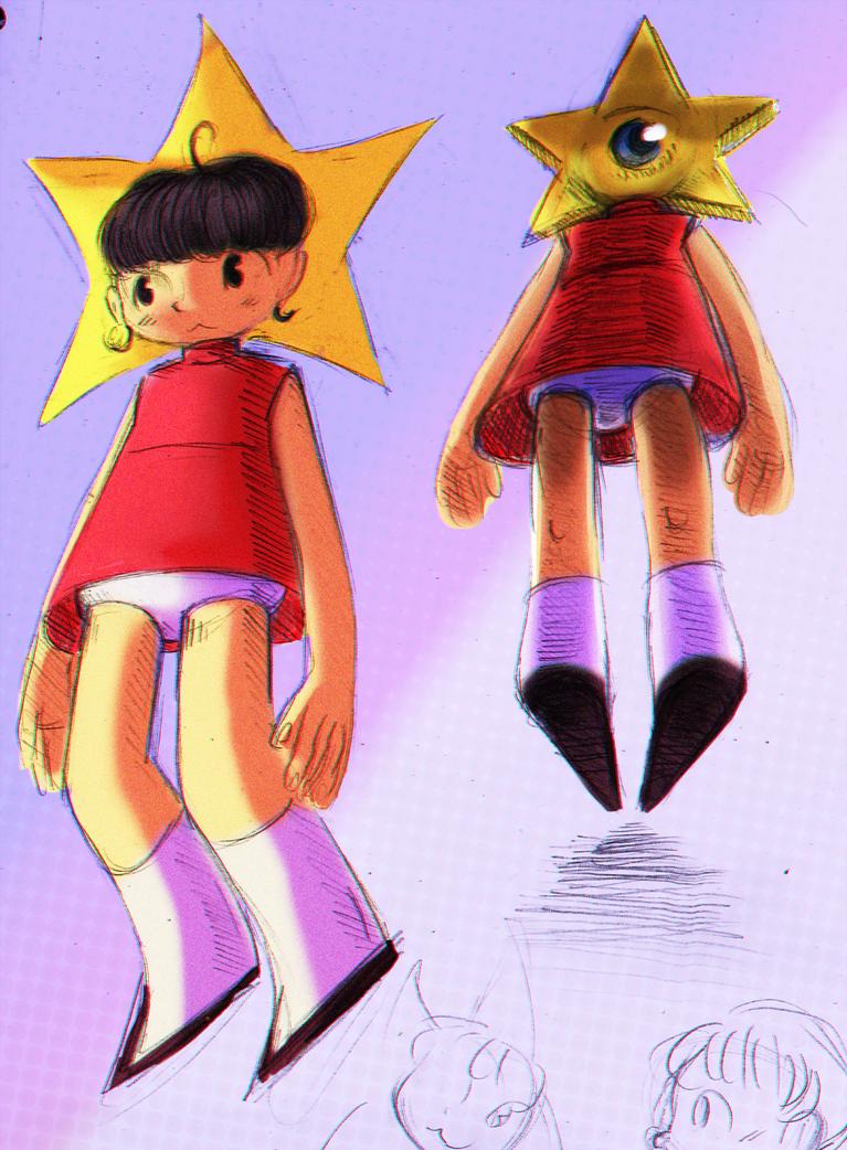 star by X3carlyX3