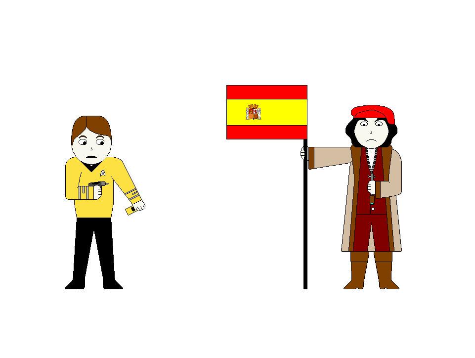 ERBOH #14: Captain Kirk Vs. Christopher Columbus By