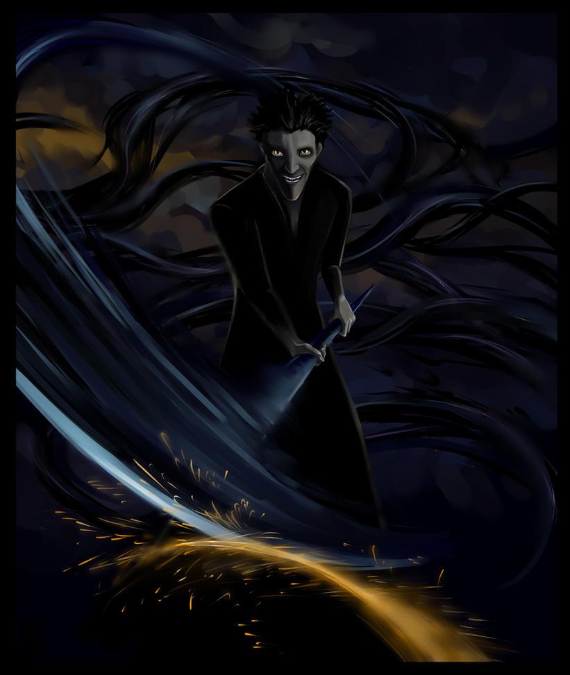 Pitch Black by Ka-ren