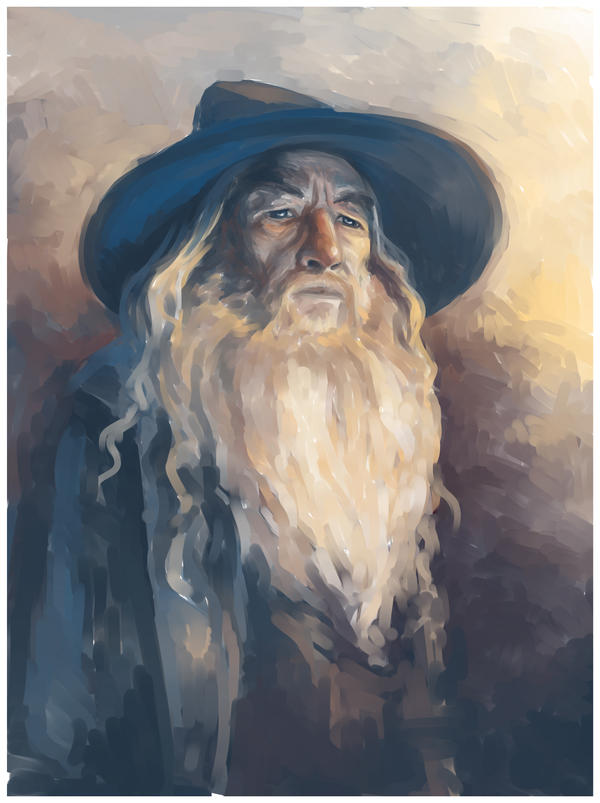 Gendalf by Ka-ren
