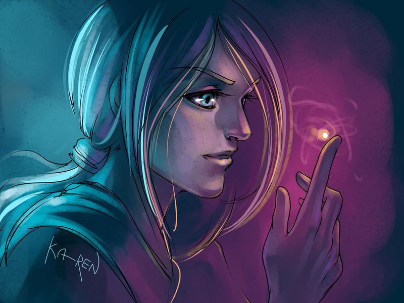 Magic - Lena