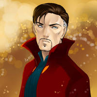 Doctor Strange by Ka-ren