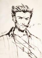 03 Wolverine by Ka-ren