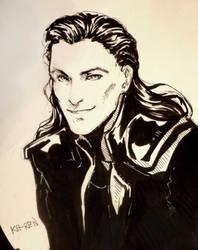 16 Loki by Ka-ren