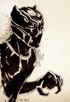 27 Black Panther by Ka-ren