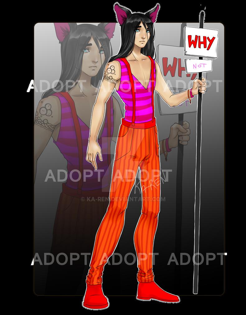 Adopt 47(OPEN) by Ka-ren