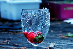 Second Strawberry Splash by sparkly-purple-ninja
