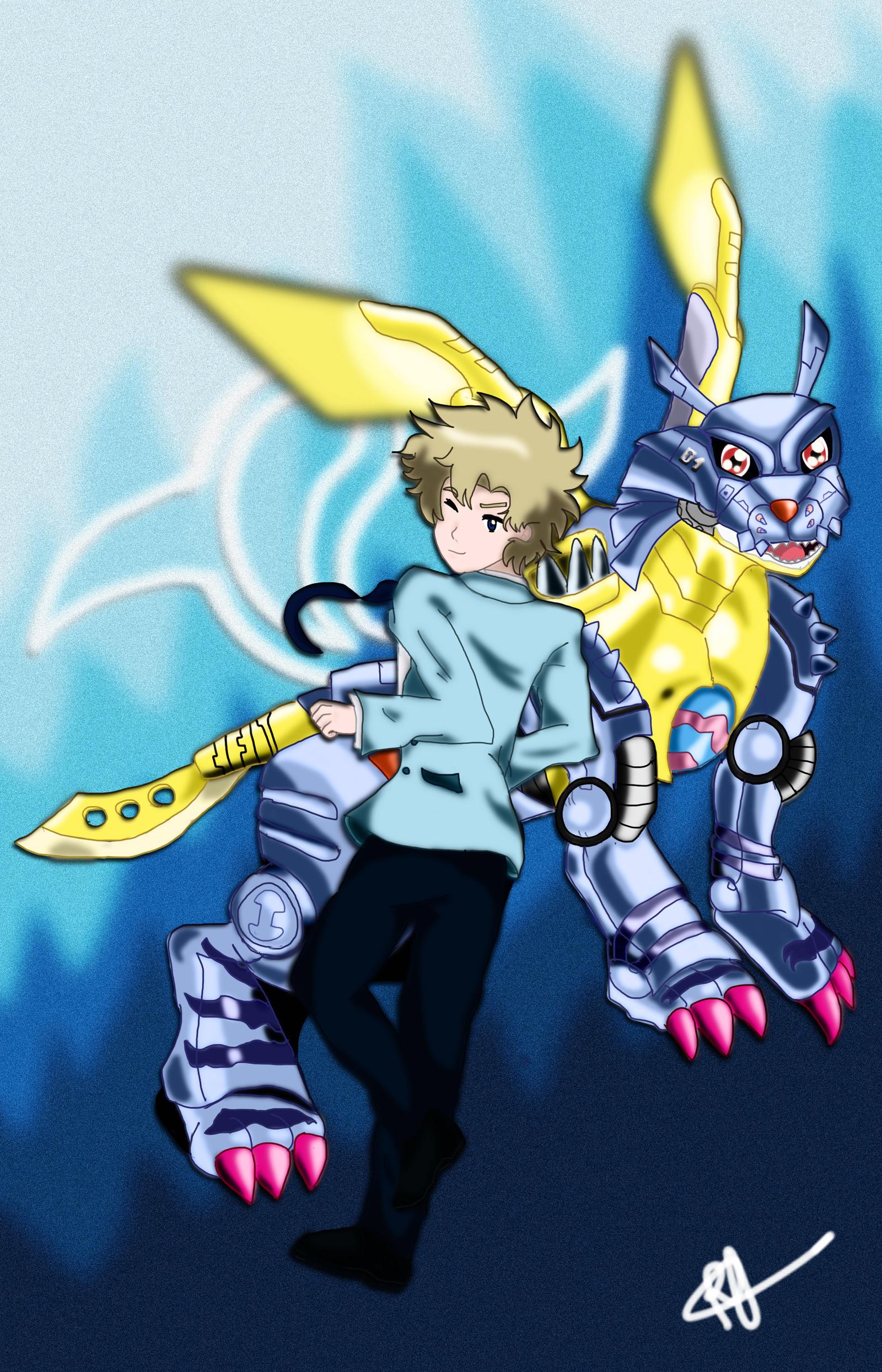 Digimon Tri 4