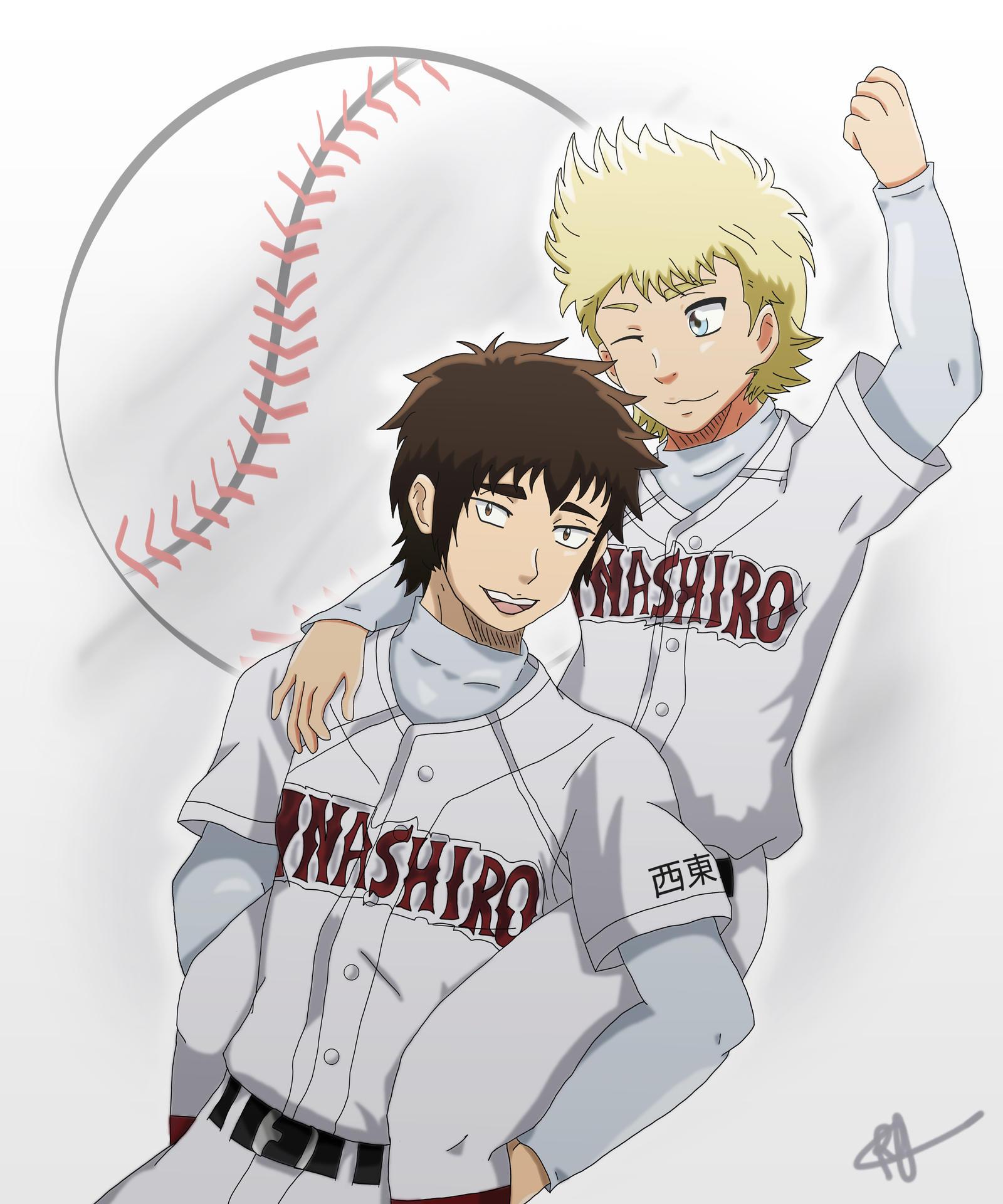 Itsuki And Mei :: By Fayrin-kun On