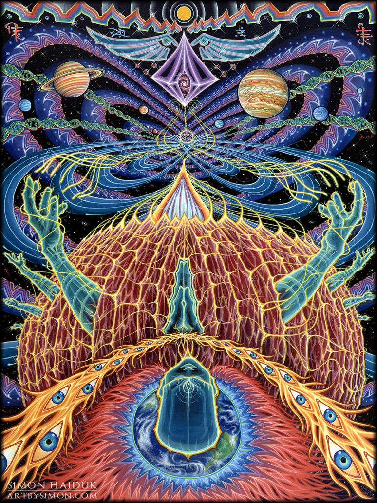 Synergenesis by Kudiah