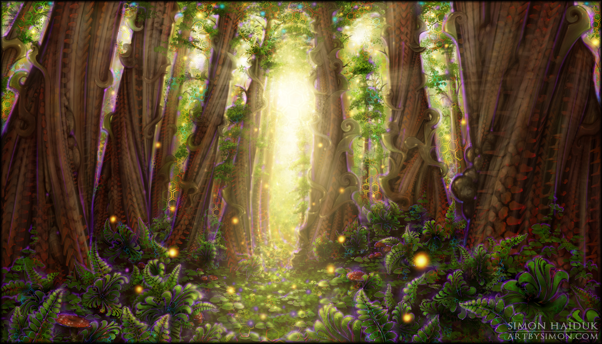 Dream Glade Metta by Kudiah