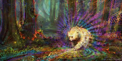 Spirit Bear by SimonHaiduk2