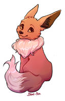 Eevee by eagleclaw6089