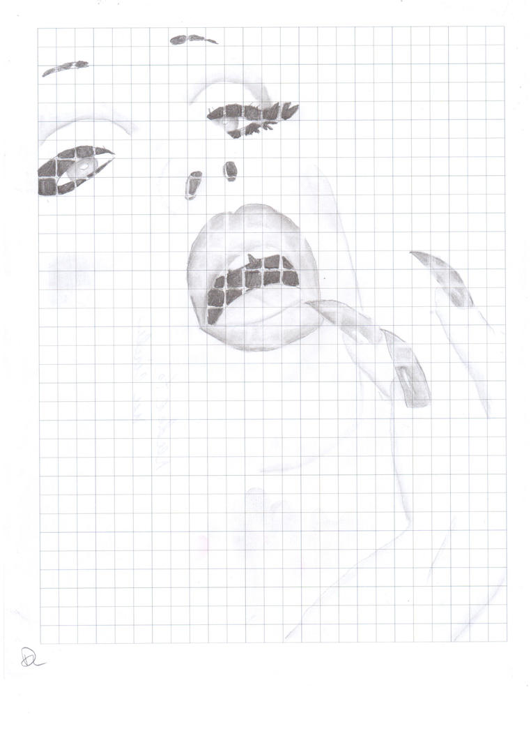 Sharron Needles by kotakitty262