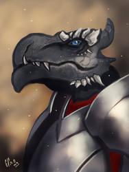Dragonborn by IcedEdge