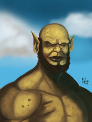 Orco by IcedEdge