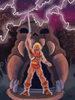 For the power of Grayskull