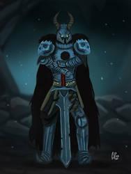 Dark Knight from Iratus Lotd