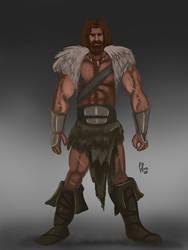Barbarian concept