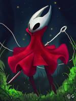 Hornet Hollow Knight fanart