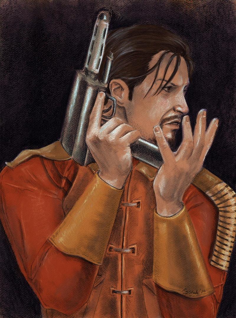 Just a Soldier by MaevesChild