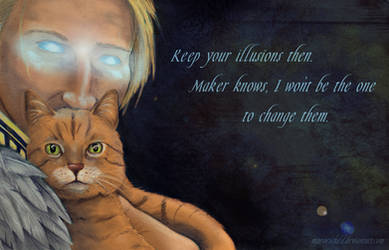Maker knows . . . . by MaevesChild