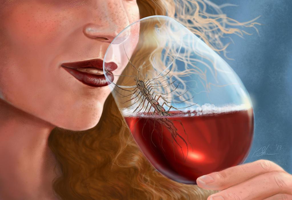 Pinot Noir by MaevesChild