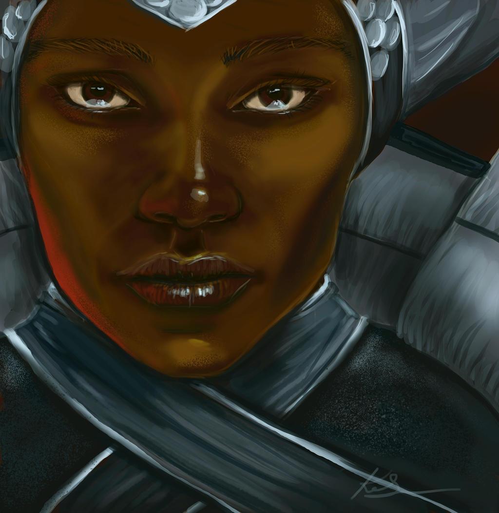 Vivienne, Dragon Age: Inquisition by MaevesChild
