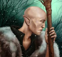 Snowfall by MaevesChild