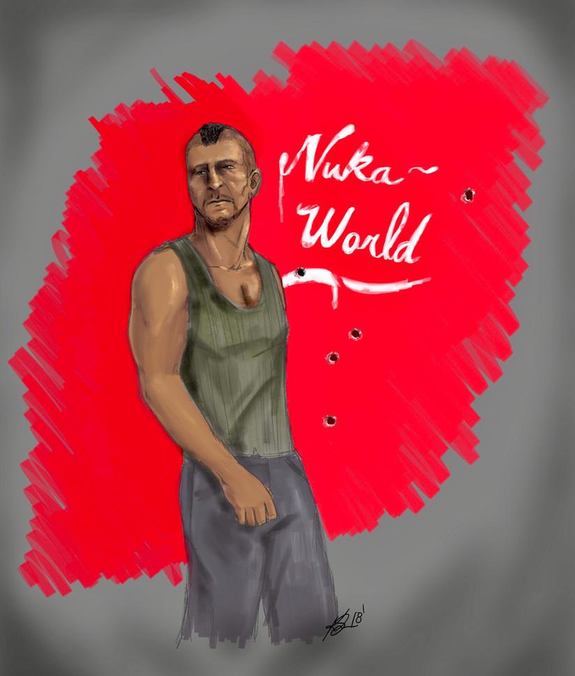 Nuka-World by MaevesChild