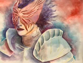 Amara, The Watcher of Cad Nua by MaevesChild