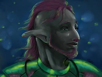 Fireflies by MaevesChild