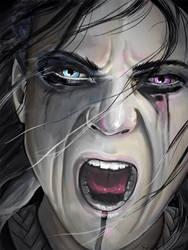 Primal Scream by MaevesChild